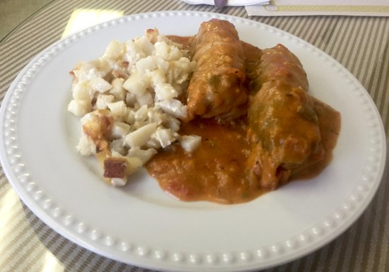 Milford, NH: Cabbage Rolls