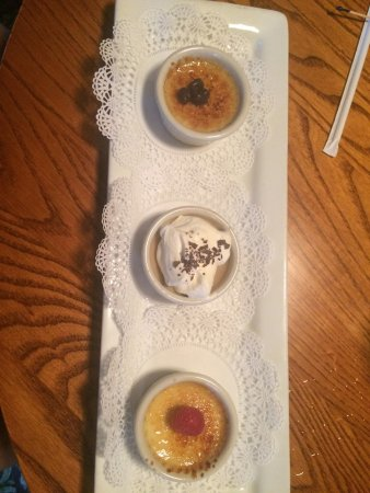 Silvercreek: Wonderful food, service and ambience! Our group of 5 each had the 3-course prix fixe menu: wedge