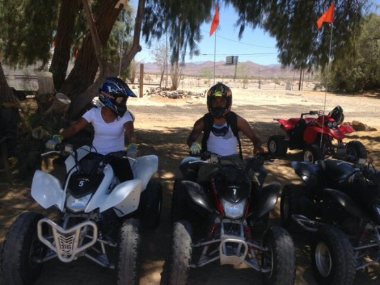 Ocotillo, CA: Riding Dirty in the Desert!