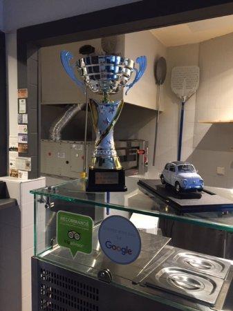 La Begude-de-Mazenc, Francia: Trophée
