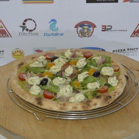 La Begude-de-Mazenc, Francia: Pizza concours