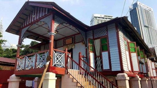 Jalan-Jalan at Kampong Bharu