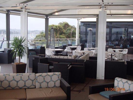 St george motor boat club sans souci restaurant for St georges motor inn