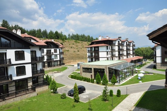 Entrance - Picture of 3 Mountains Hotel, Razlog - Tripadvisor