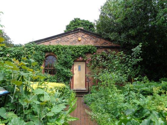 Shop, ex-head gardener\'s cottage - Picture of Norton Priory Museum ...
