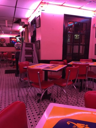 San Antonio Taco Co: Dining Room
