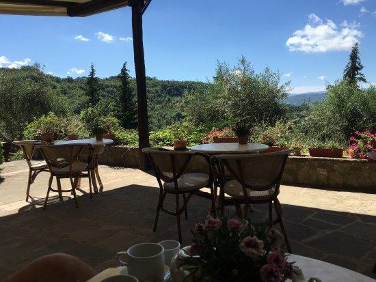 Balcony - Le Silve di Armenzano Natural Resort Photo
