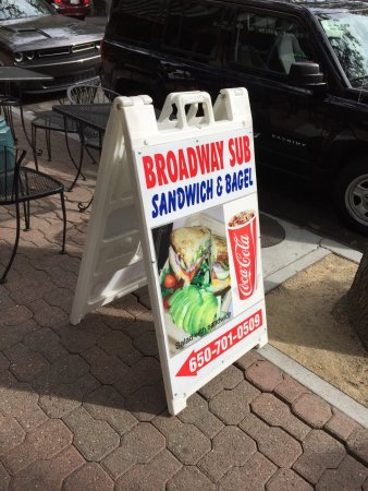 Broadway Sub Sandwiches