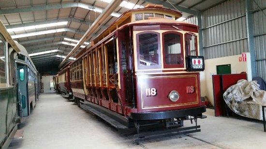 Adelaide Tramway Museum