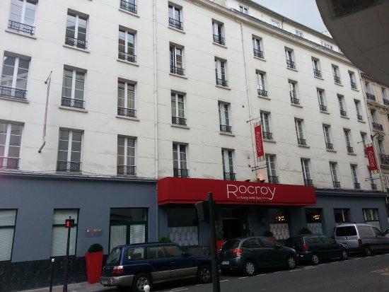 Hotel Rocroy Photo