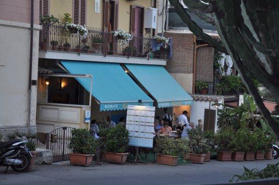 Villa Esperia: idem resto