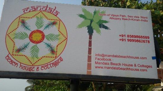 Mandala Beach House & Cottages: Mandala