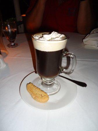 Holetown, Barbados: Rum coffee