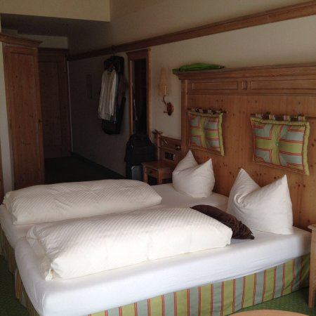 Bergvital Hotel: Zimmer 49, Juniorsuite
