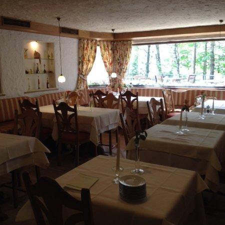 Bergvital Hotel: Speisesaal zur Terasse