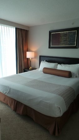Comfortable, downtown and reasonably priced, we'd visit again