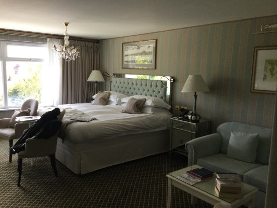 Superb hotel for a short break