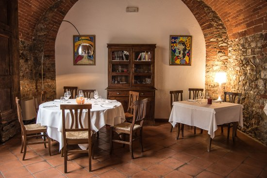 Ristorante La Porta Del Chianti San Gusme Restaurant Bewertungen