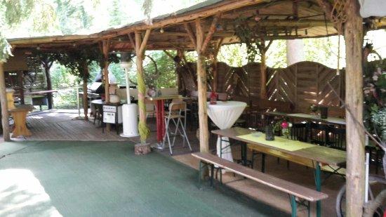 Wansdorf, Germania: Waldhaus zur Saubucht