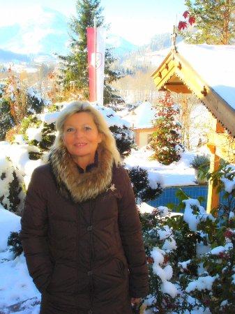 Kitz Garni Boutique Hotel: Wintermärchen zur Weihnachtszeit in Ktzbühel.