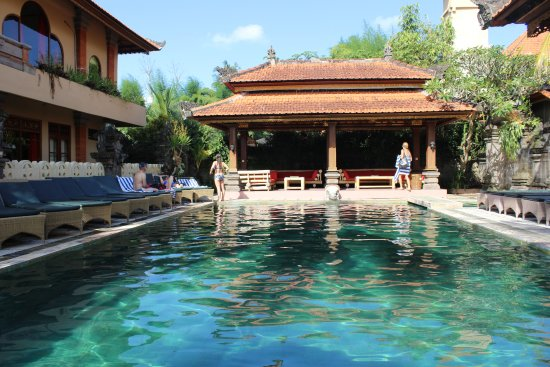Kleiner Pool kleiner pool picture of green field hotel and bungalows ubud