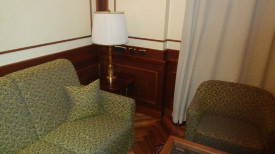Hotel Manzoni: Salottino 2