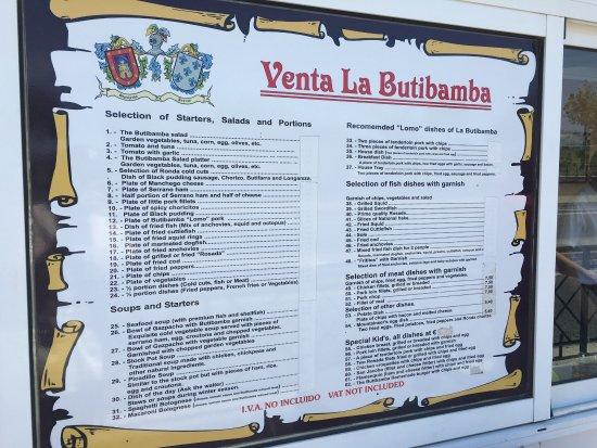La Butibamba Photo