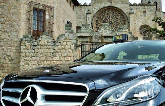 Excel Taxi Sant Cugat
