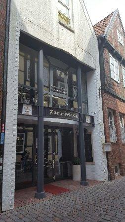 Rammbock Grill