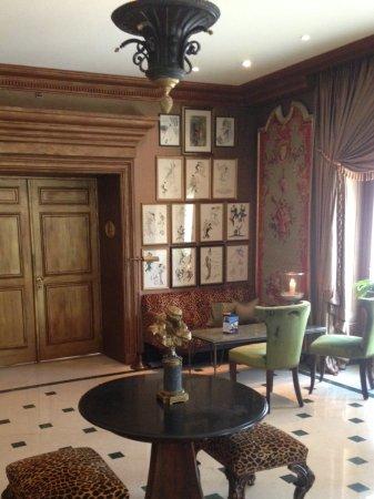 Hotel d'Angleterre: Lobby