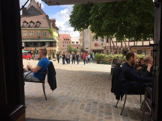 Cafe-Bar Wanderer & Bieramt: Wanderer Bieramt