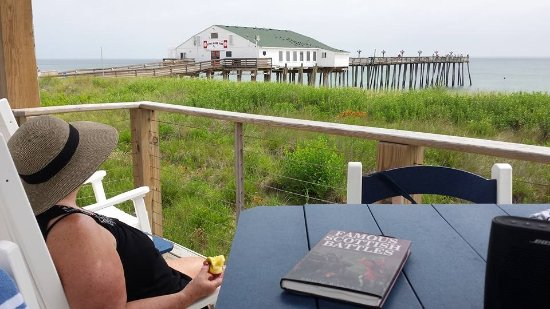 View from our room - Picture of Hilton Garden Inn Outer Banks/Kitty ...