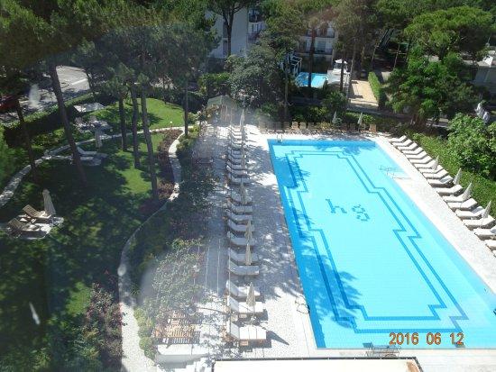 Hotel Greif Lignano Bild