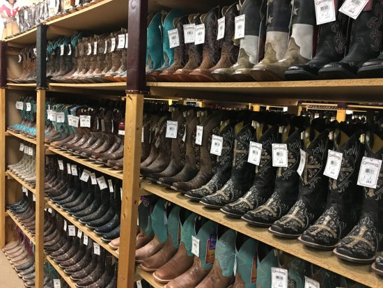 more boots - Picture of Cavender's Boot
