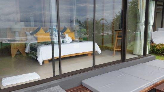KC Grande Resort & Spa: Blick ins Zimmer