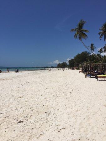 VOI Kiwengwa Resort: Voi Kiwengwa beach