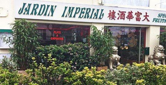 Restaurant jardin imperial dans arpajon avec cuisine for Jardin imperial