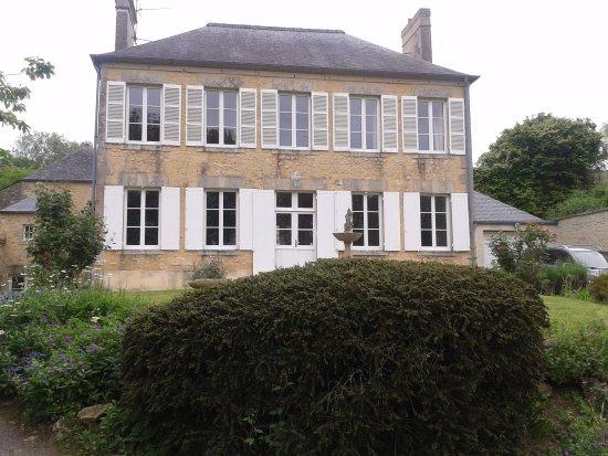 Vaux-sur-Aure, Frankreich: La casa padronale.