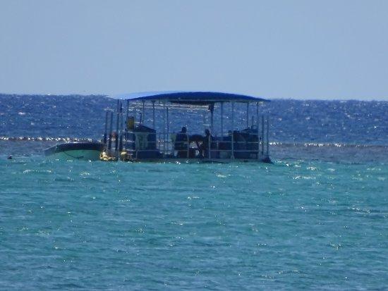 ココス アイランド リゾート , スキューバ シーウオークの体験施設です