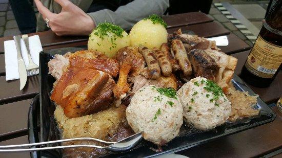 Bratwurst roeslein rösleinplatte für zwei personen für je 16 50€