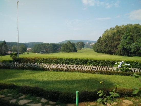 Golf Links: Ground