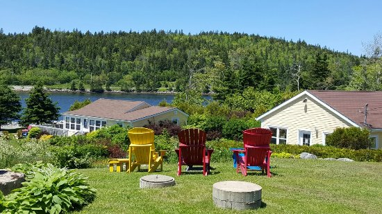 Boutiliers Point, Canadá: Larinda's Landing Oceanfront Cottages