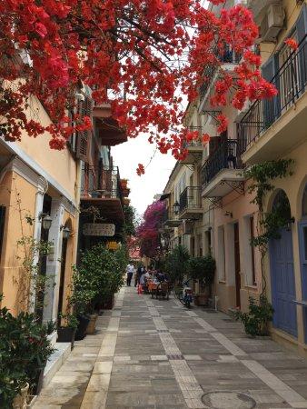 Kranidi, Греция: Nafplio