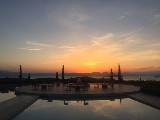 Kranidi, Греция: Sunset