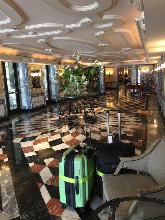 The Westin Europa & Regina, Venice: Lobby