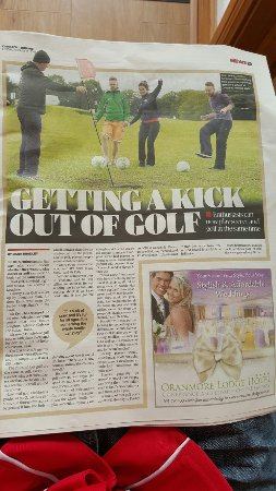 Galway Footgolf