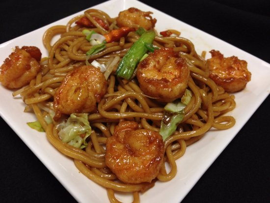 King Prawn Chow Mein - A MUST TRY!!! - Picture of Empire
