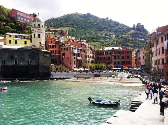 Shore Excursions in Italy - Day Tours: Vernazza