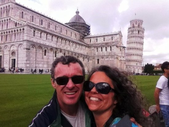 Shore Excursions in Italy - Day Tours: We loved Pisa!