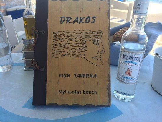 Drakos Taverna Photo